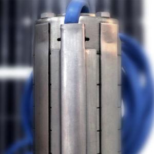 El Sistema Solar de bomba de agua solares de alta presión