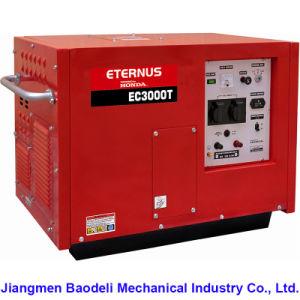 CER leistungsfähige Benzin-Generator-Fertigung (EC3000T)