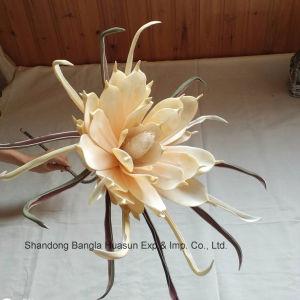 エヴァの文書によって作られてすべての人は人工花を作った