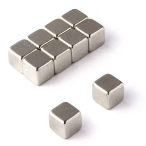 De bovenkant verkoopt de Fabriek Aangepaste Magneet van NdFeB van het Neodymium