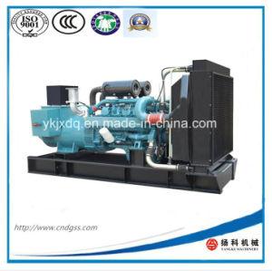 Doosan 디젤 엔진 70kw/87.5kVA 디젤 발전기