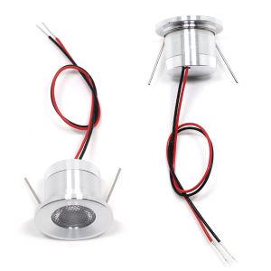 1W 12V Mini Ampoule de LED Spotlight
