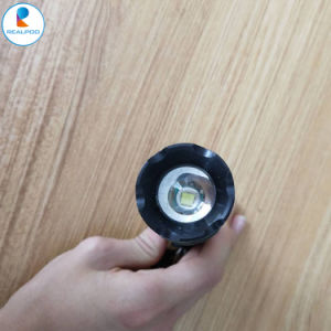 新しい攻撃ヘッド極度の明るい懐中電燈
