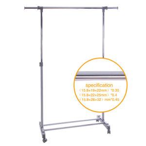 Single-Shaft colgador de ropa de secado (JP-CR400)