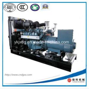 Doosan 시리즈 낮은 연료 소비 200kw/250kVA 디젤 발전기