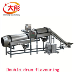 La Chine poissons flottant Feed Mill Machine de l'extrudeuse