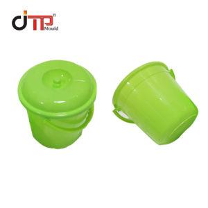 丸型のプラスチックバケツ型