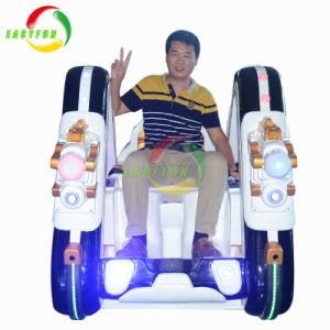 Im Freien reizende Kuchen-Entwurfs-Miniluftblasen-elektronisches Boxauto für Kinder