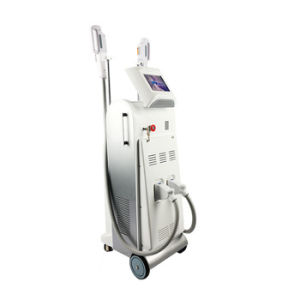 新式の多機能IPL Shr美機械
