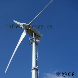 Fase 3 de Aerogenerador de 230V 30kw Precio de la turbina eólica para la granja