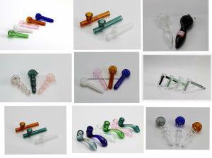Accesorios fumadores Cannibalplant tazón de vidrio para el vidrio del tubo de agua