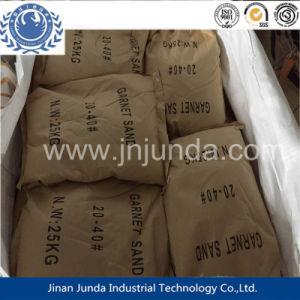 Schurend Waterjet van de Granaat Zand 20/40 van de Granaat van het Knipsel/van het Zandstralen Netwerk met de Norm van ISO 9001