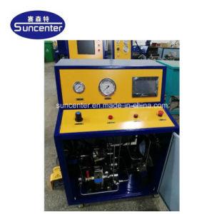 Давление в гидравлической системе Suncenter трубы расширения машины