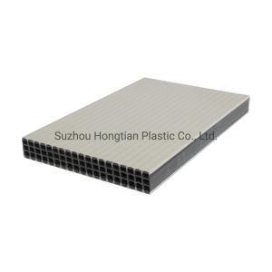 Encofrado de la Construcción de plástico hueco personalizado para la construcción