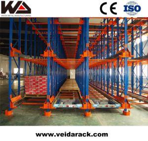 中国の倉庫のための頑丈なシャトルラック