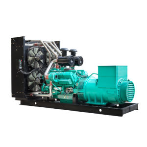 50Hz 1500rpm 디젤 엔진 450kw 발전기