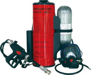 Het Apparaat van het Brandblusapparaat van de Mist van het water, Het Brandblusapparaat van het Roestvrij staal