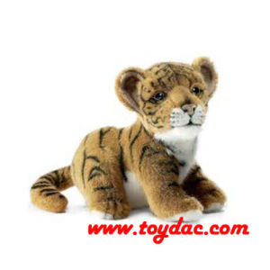 Wild Animal en peluche petit jouet de Tiger