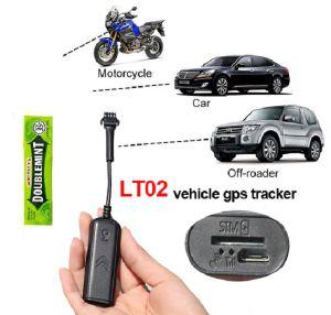 Chaud ! Newest Mini appareil de suivi GPS pour Moto Vélo voiture LT02-ez