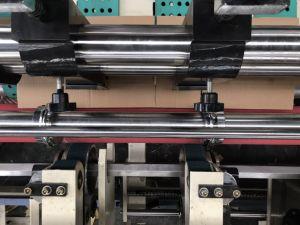 كلّيّا آليّة يغضّن صندوق يطوي و [غلوينغ] يجعل آلة