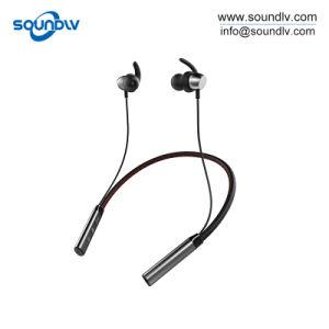 創造的な無線Bluetoothのステレオの黒いヘッドセットのヘッドホーンの可動装置のイヤホーン