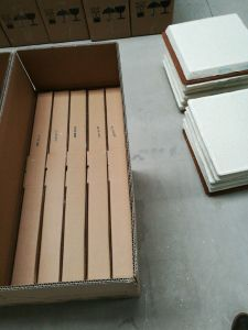 Fer à repasser le moulage du métal zircone filtre en mousse ZRO2 Filtre en mousse en céramique