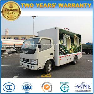Dongfeng LED de 4X2 publicidad el vehículo de 5 toneladas de LED móvil Truck