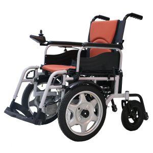 Foldable電池式の電動車椅子(BZ-6301)