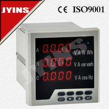 Программируемый многофункциональный электрический измеритель мощности