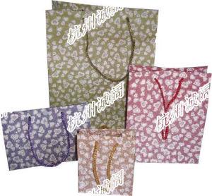 Pellicola di scintillio dei pp per il sacchetto del regalo