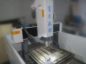 Medalla de metal pesado máquina de grabado CNC