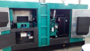 交流発電機の調整装置が付いている450kVA/360kw Oripoの無声商業ディーゼル発電機