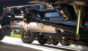 Waw Vrachtwagen van de Lading van de Benzine van 3 Ton de Lichte voor Verkoop