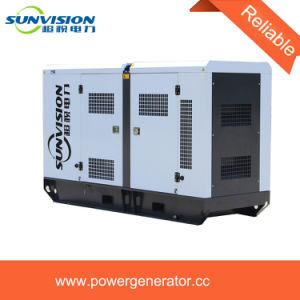 48квт/60 Ква Super Silent дизельный генератор с двигателем Perkins