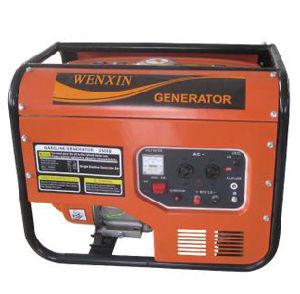 2 Kw, 163cc gasolina generador con 360g/kw. H