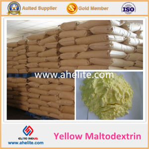 Para o preço de fábrica Amarelo Maltodextrina orgânicos