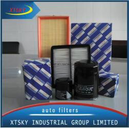 Filters van de Olie van de Vrachtwagen/van de Motor van een auto van de Hoge Efficiency van de Levering van de fabriek Directe Diverse 15208-65f00