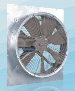 [أك] [إلكتريك فن] لأنّ آلة خارجيّة من هواء مكثف ([رف-920-3.8كو])