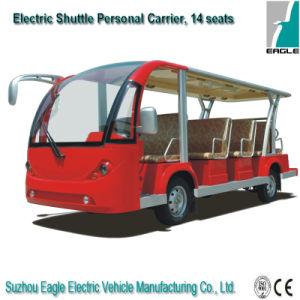 14 lugares autocarro eléctrico, autocarro, Electri carro, autocarro turístico, Autocarro Turístico alimentado por bateria