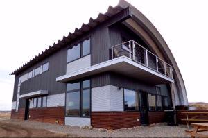 Structure légère en acier préfabriqués Immeuble de bureaux (KXD-72)
