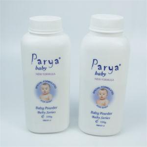 Segurança Saudável Natural Parya 100ml de cuidados de corpo leve puro talco de bebê