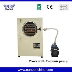 中国のホーム小型真空の食糧凍結乾燥器の販売