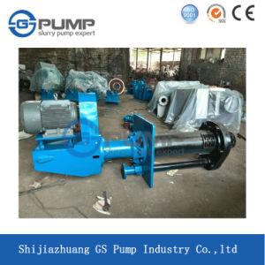 Вертикальный A05 навозной жижи насос для переработки минеральных ресурсов в Китае