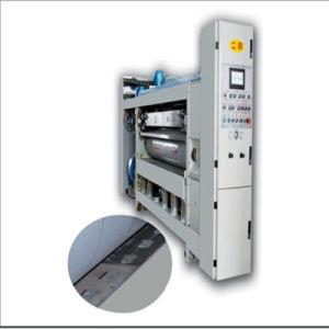 Slotter Flexo 고속 인쇄공은 기계를 인쇄하는 절단 판지를 정지한다