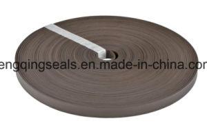 Guia de Teflon PTFE as tiras de desgaste de bronze de fita
