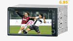 TFT LCD DVD Player