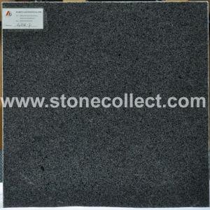 床タイル/平板/ステップのためのPadangの暗いG654花こう岩