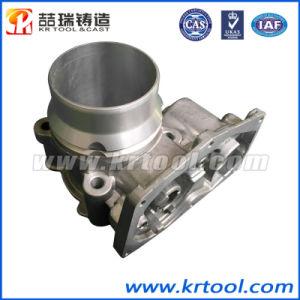ODM aluminio moldeado a presión de los moldes de piezas de automoción