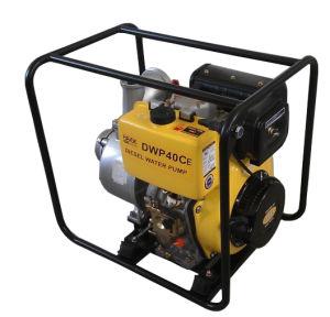 4 de Diesel Inch/10HP Pomp van het Water (DWP40CE)
