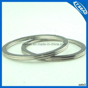 304 316 o aço inoxidável Graphit Junta Lava Espiral